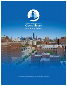 IMD Guest House 2013 Annual Report