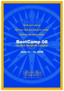 BootCamp 2008