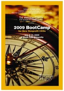 BootCamp 2009